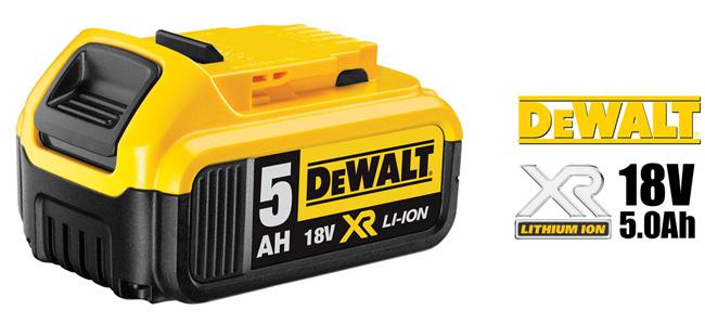 Battery Spare Dewalt Dcb184 18v 5 0 Ah Xr Lithium Original